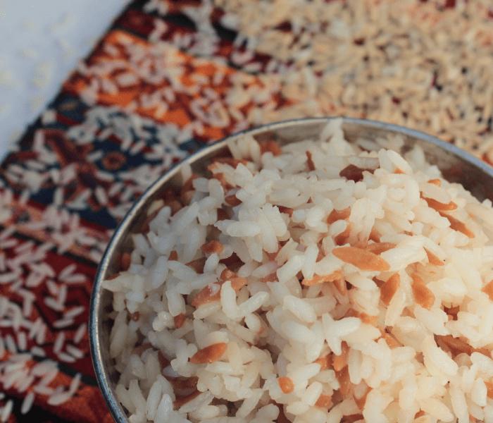 Pilav – opskrift på tyrkiske ris