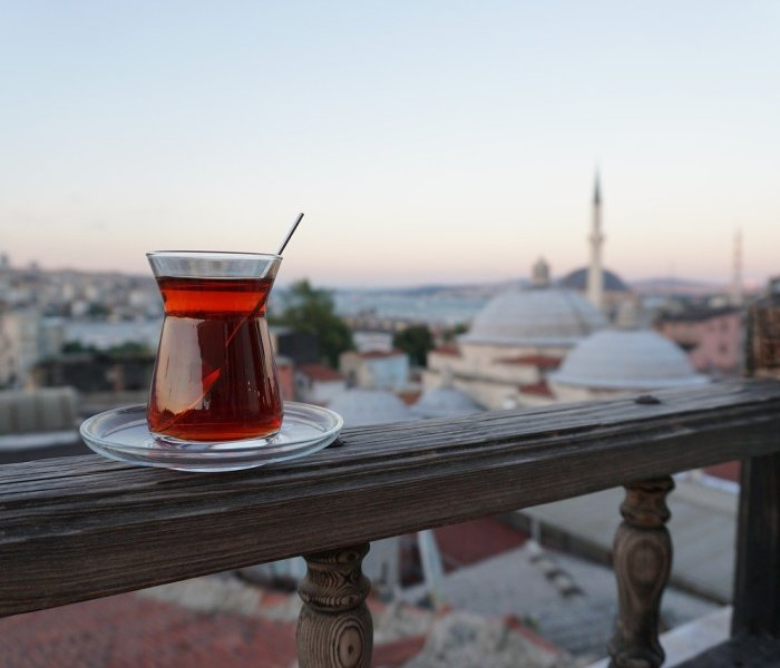 Sådan laver du tyrkisk te – çay