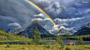 Rainbow After The Storm dan skognes gator print LLC motivation blogger speaker