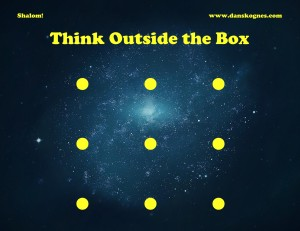 Think Outside the Box dan skognes motivation blogger speaker teacher trainer coach educator