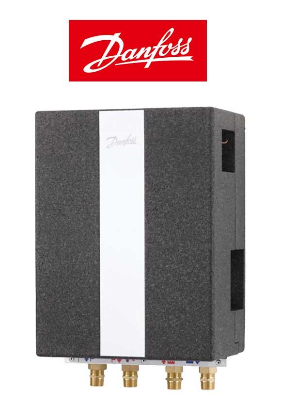 Ultra Tilbud på varmeveksler til fjernvarme kun 10.999 kr inkl. montering KM46