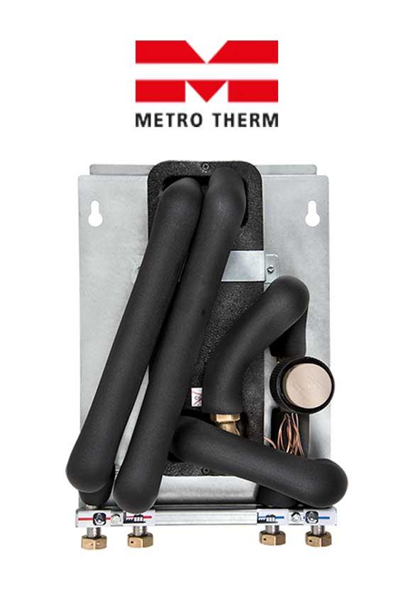 Modernistisk Tilbud på varmeveksler til fjernvarme kun 10.999 kr inkl. montering DT99