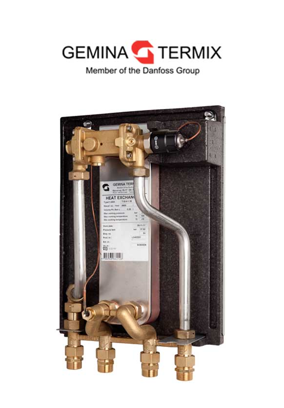 gemina termix member of the danfoss group