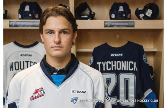 Jonny Tychonick