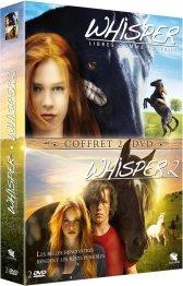Coffret DVD Whisper 1 et 2