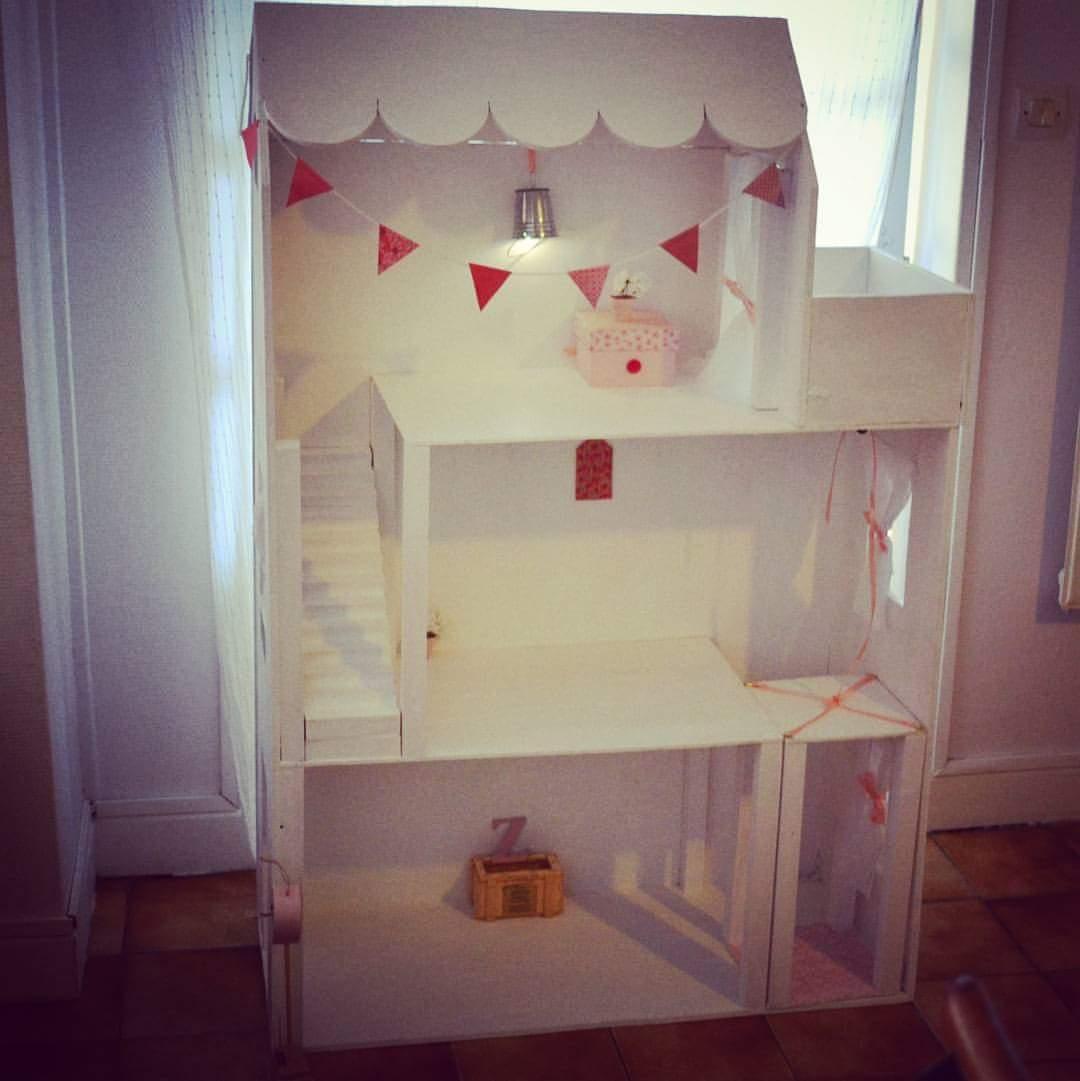 Construire Une Maison De Barbie En Bois Maison Bois Prs