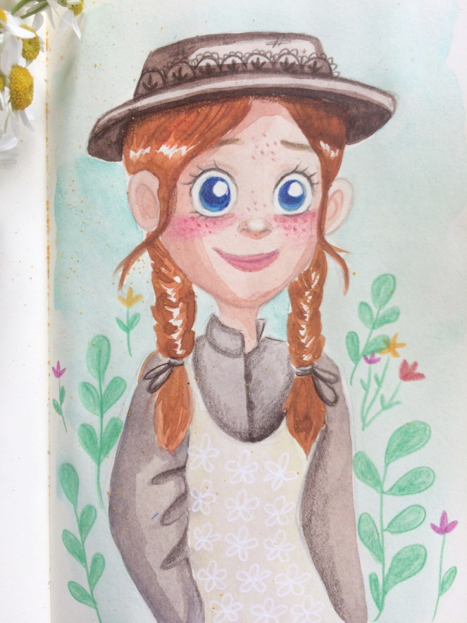 Fan art Anne