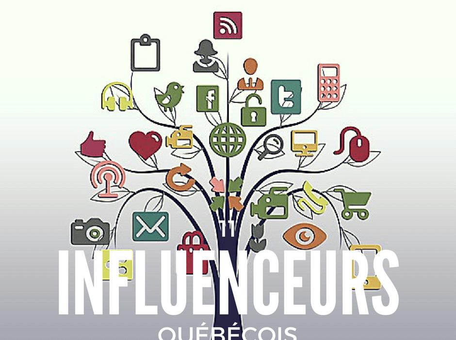 11 influenceurs québécois à suivre