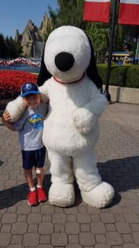 Snoopy   Canada's Wonderland   danslapoche.ca