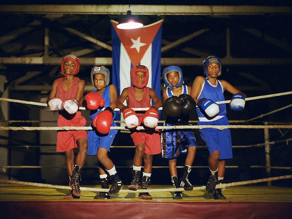 "Image du documentaire ""Sons of Cuba"""