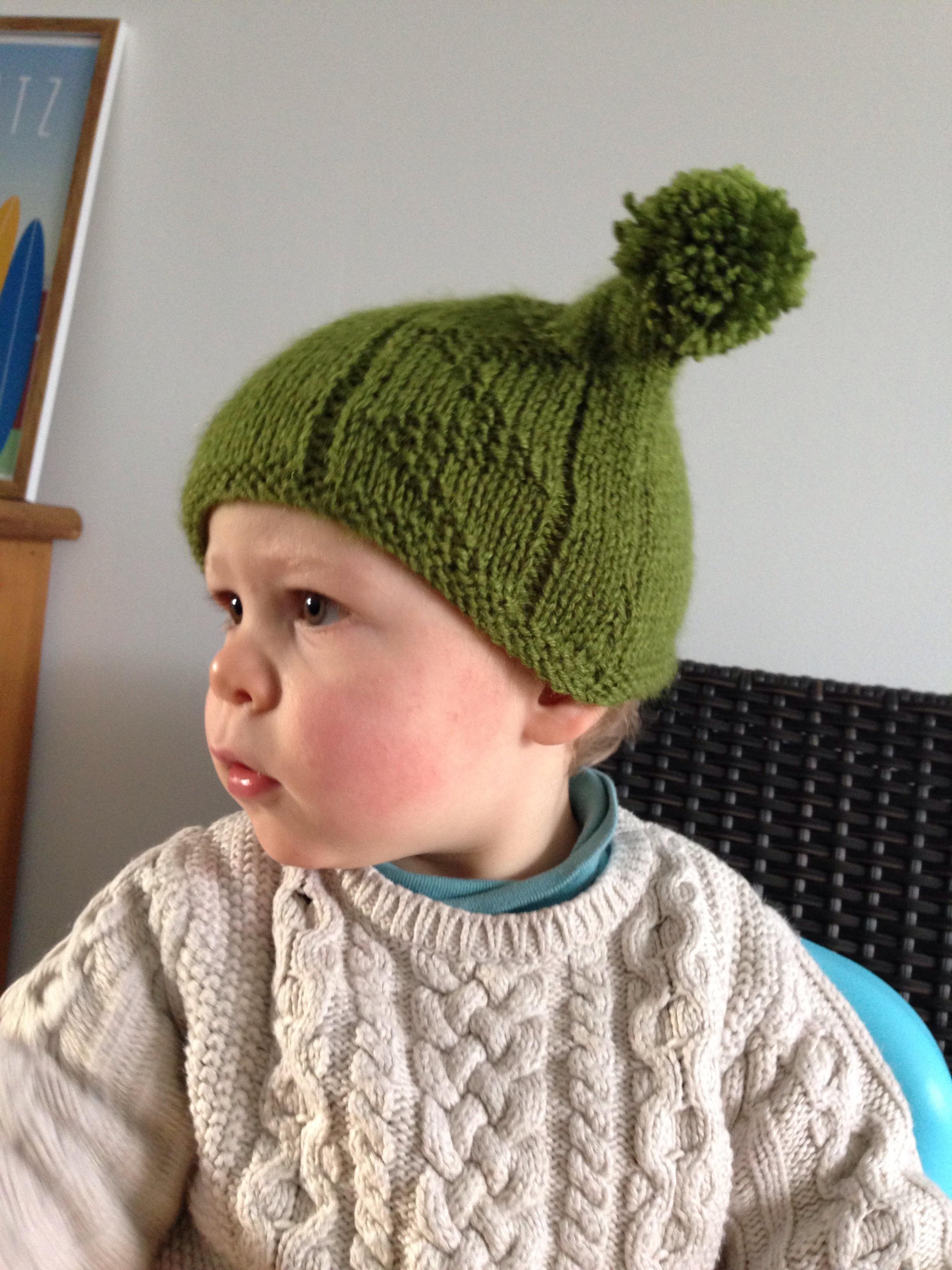 TUTO Tricot - Un bonnet enfant « Storm » taille 2 ans - Le blog de Caro Tricote
