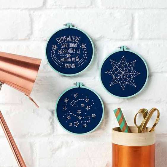Constellation-embroidery-pattern-hoop-art-Mollie-Makes-1