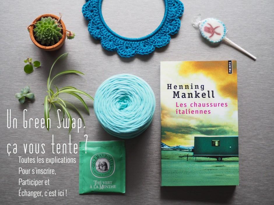 Le Green Swap by Caro Tricote