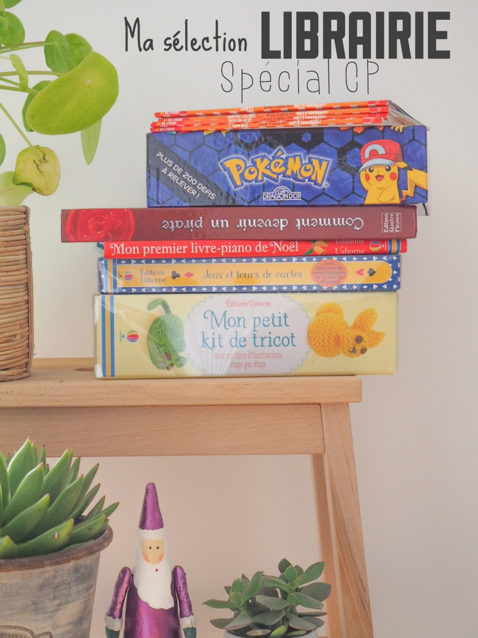 Ma sélection librairie - Spécial CP