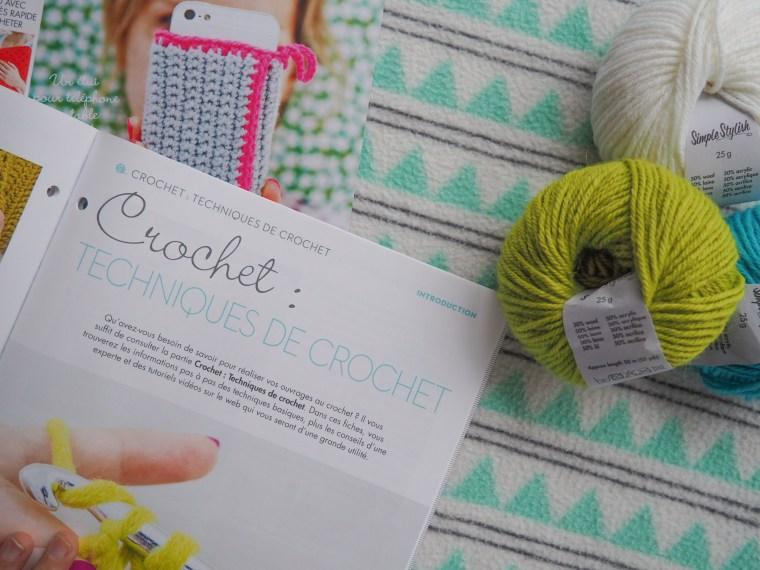 Mon atelier crochet par Altaya
