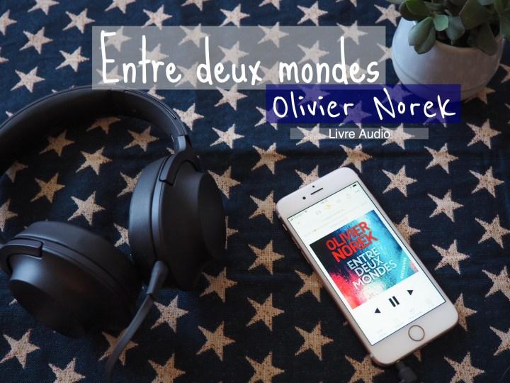 Entre deux mondes – Olivier Norek – Un livre bouleversant au coeur de la jungle de Calais – Livre Audible