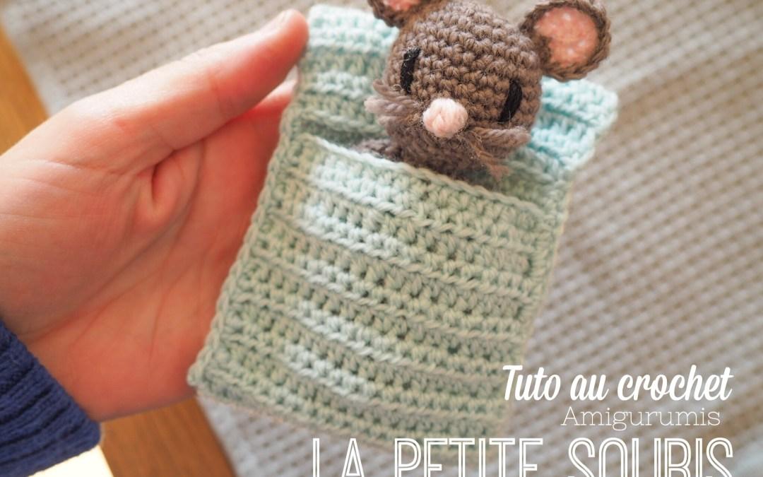 Tuto amigurumi au crochet : La petite souris