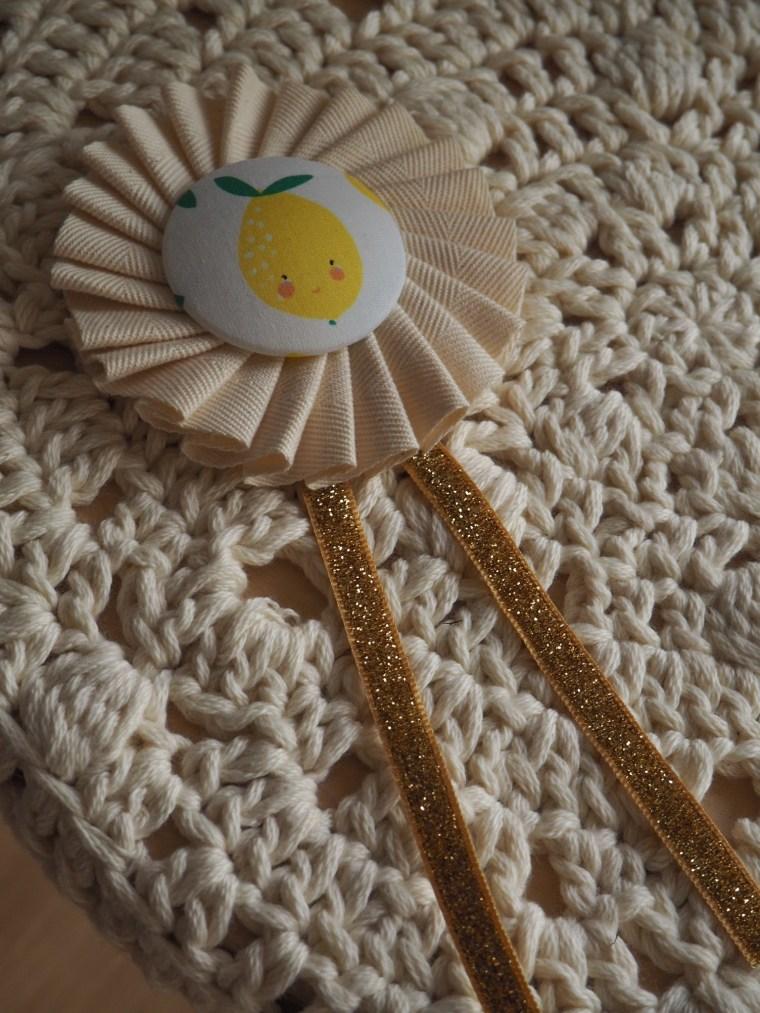 Faire des rosettes : cocardes avec Clover