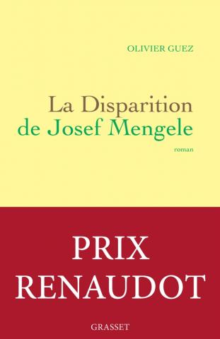 La disparition de Joseph Mengele - Olivier Guez - Audible