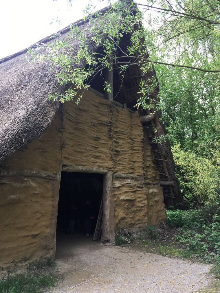 Stage d'archéologie à Asnapio - Villeneuve d'Ascq
