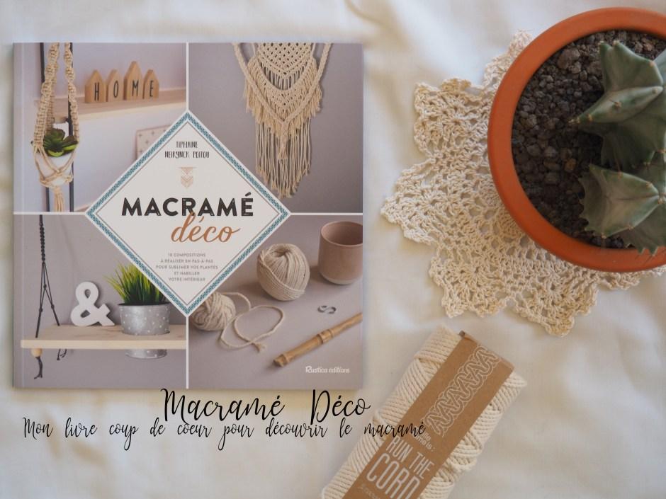 Macramé Déco - Tiphaine Neirynck Poitou