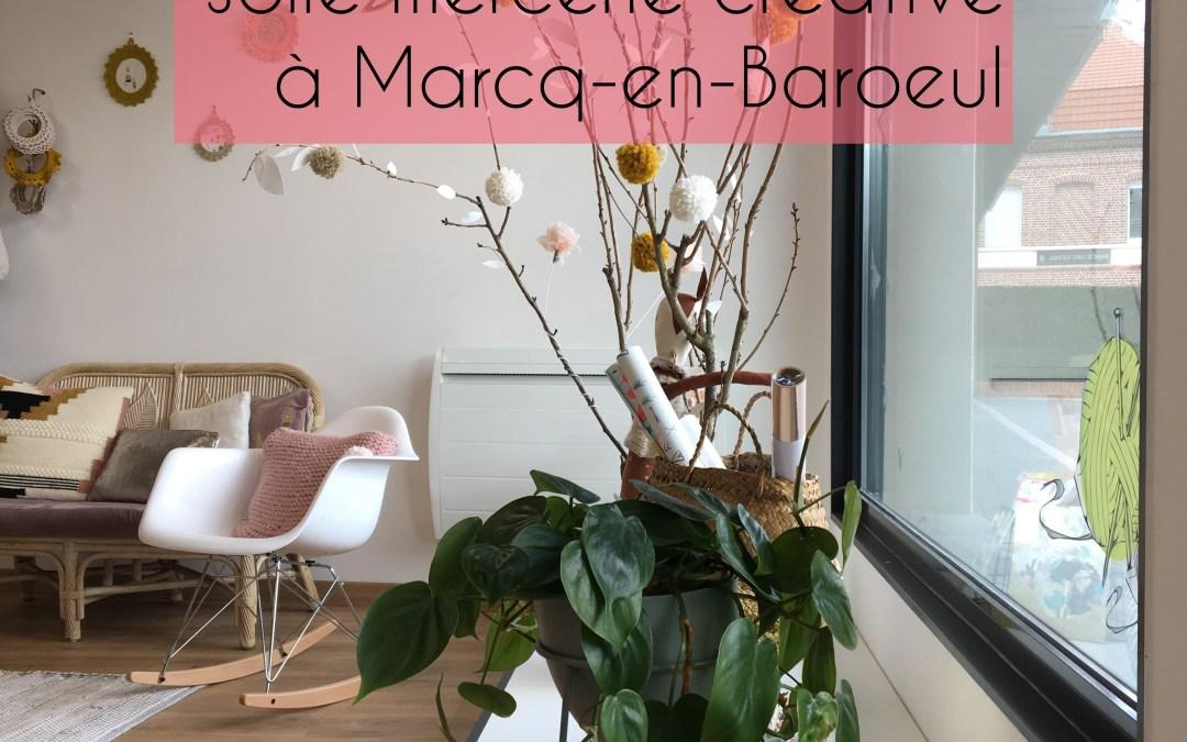 Poussons les portes d'une jolie mercerie créative : Wool It Yourself à Marcq-en-Baroeul (59)