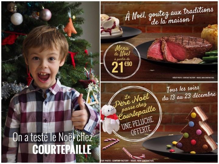 Bon Plan : Nous avons testé le Noël chez Courtepaille