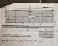 plan de construction d'un yukata