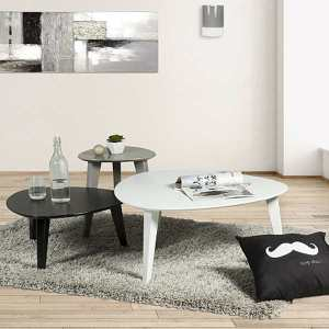 Stone table basse