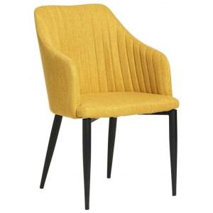 Dani-fauteuil-moutarde-dansmamaison-maroc