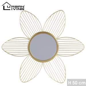 gold home miroir