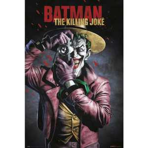 DC COMICS BATMAN the killing joke