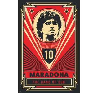 MARADONA the hand of god dansmamaison maroc