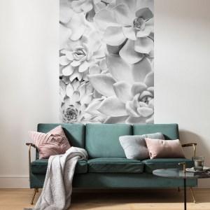 Shades Black and White Panel Papier peint | dansmamaison - Maroc