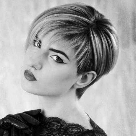 model rambut pixie cut terbaru
