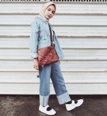 Tips Style Fashion Anti Ribet Untuk Hijabers