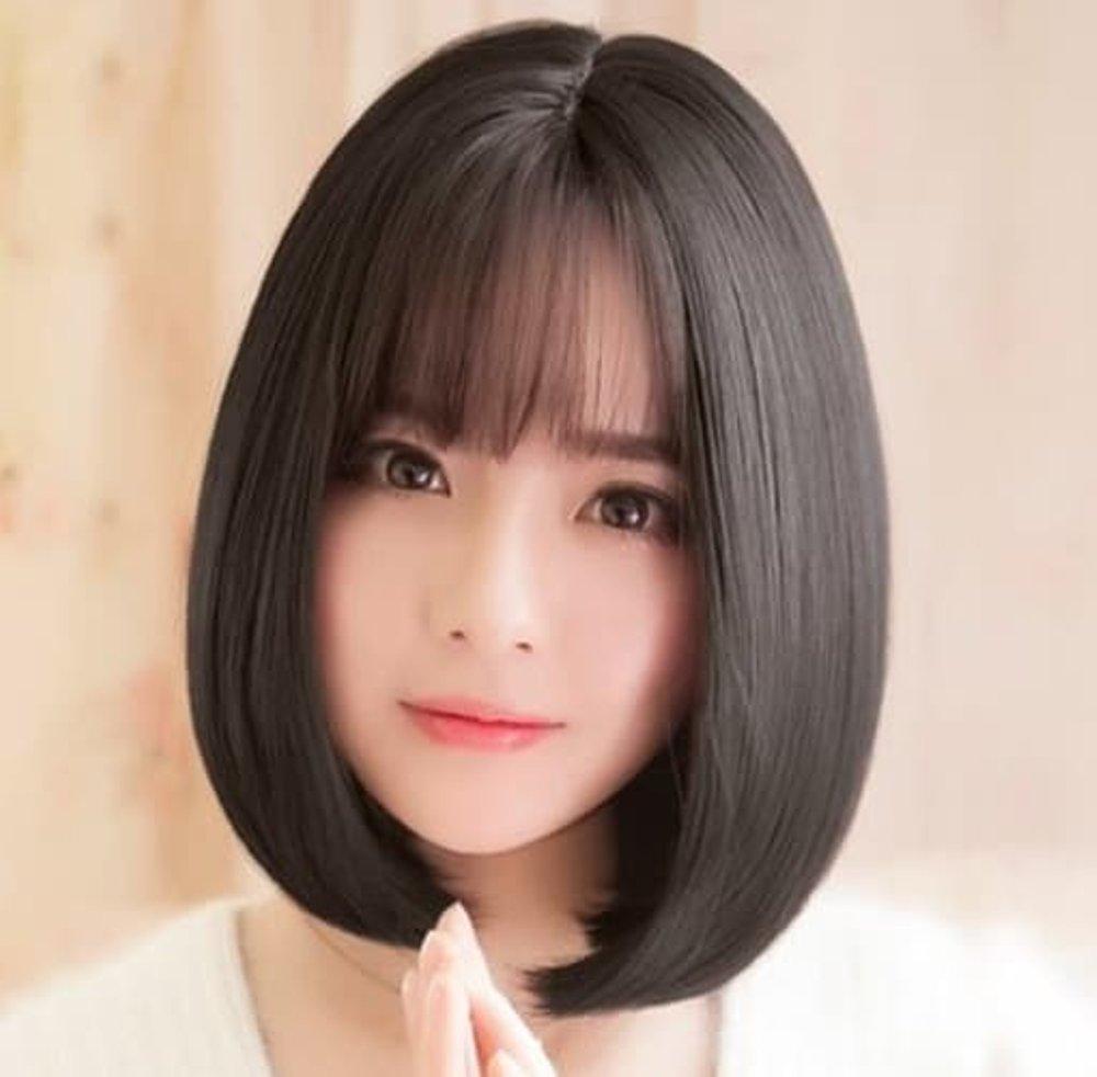 model rambut bob wanita korea