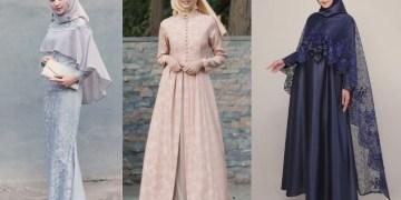 gaun kondangan muslim