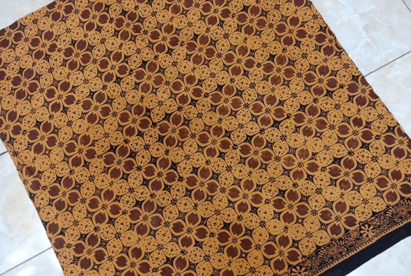 Gambar Asal batik kawung