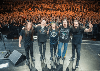 Gambar Konser Dream Theater 2020