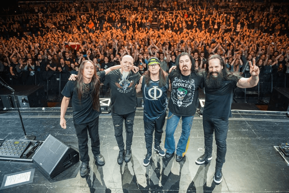 Konser Dream Theater 2020