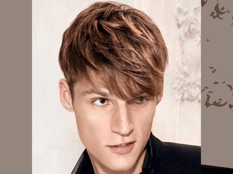 14 Brunnete Hair