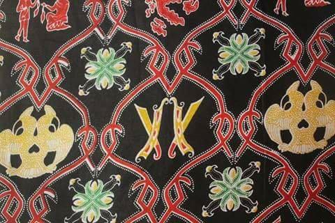 batik tubo motif cengkeh