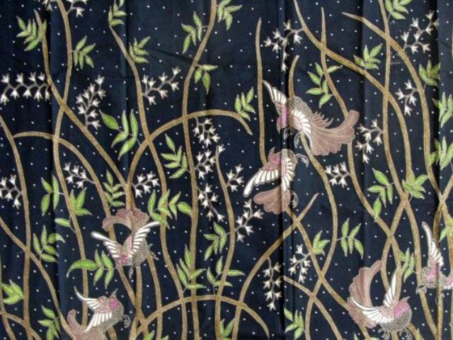 Motif Batik Pring Sedapur