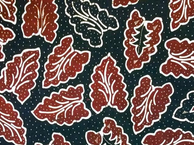 Motif Batik Simbut