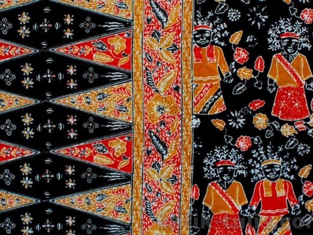 batik betawi