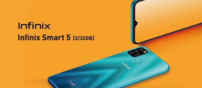 hp 2jtaan Infinix Smart 5