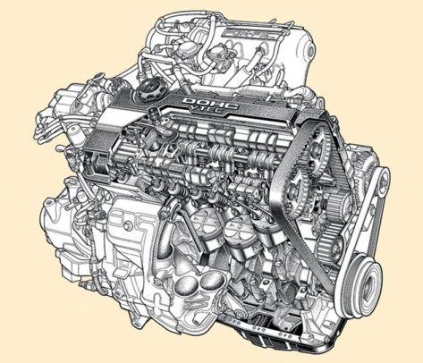 moteur vtec dohc