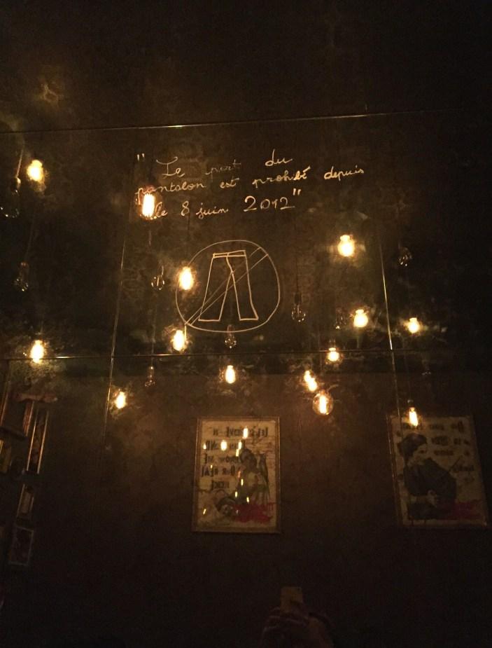 Cal Bar Paris