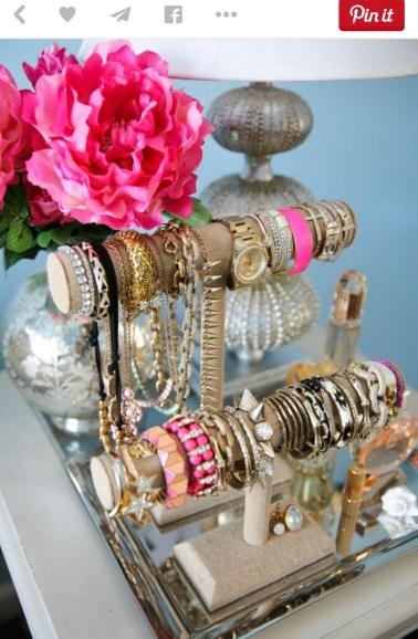 Comment ranger ses bracelets